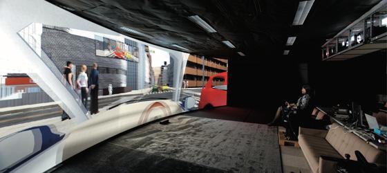 VR実験室